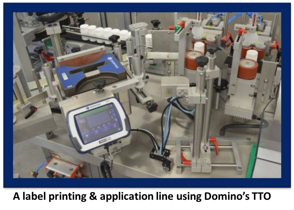 A-label-printing-application-line-using-Domino's-TTO