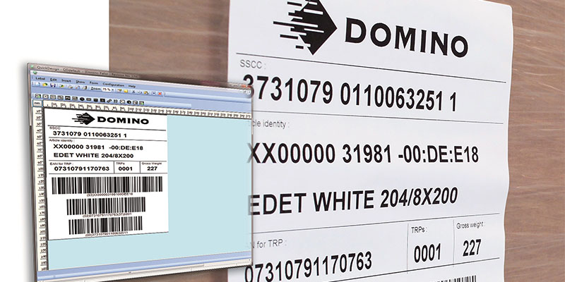 Domino Printing provides an efficient process with coding automation systems