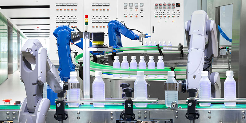 Domino provides innovative ways to automate your production line process with coding automation