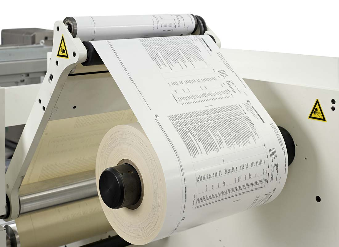 Editor RIP - transactional document printing