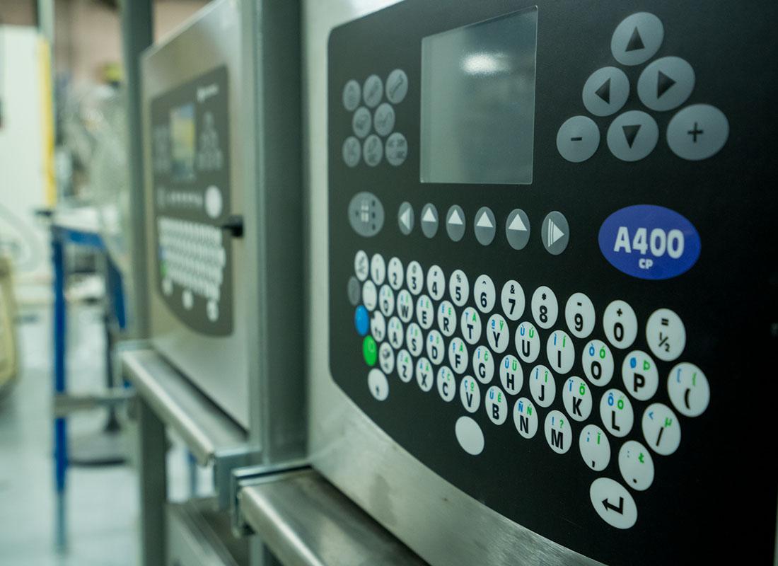 A Series Cp Domino Printing Uk