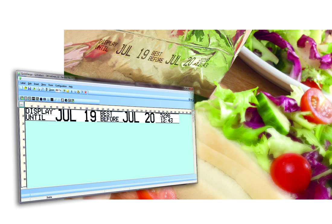 QuickDesign Printing Control Software