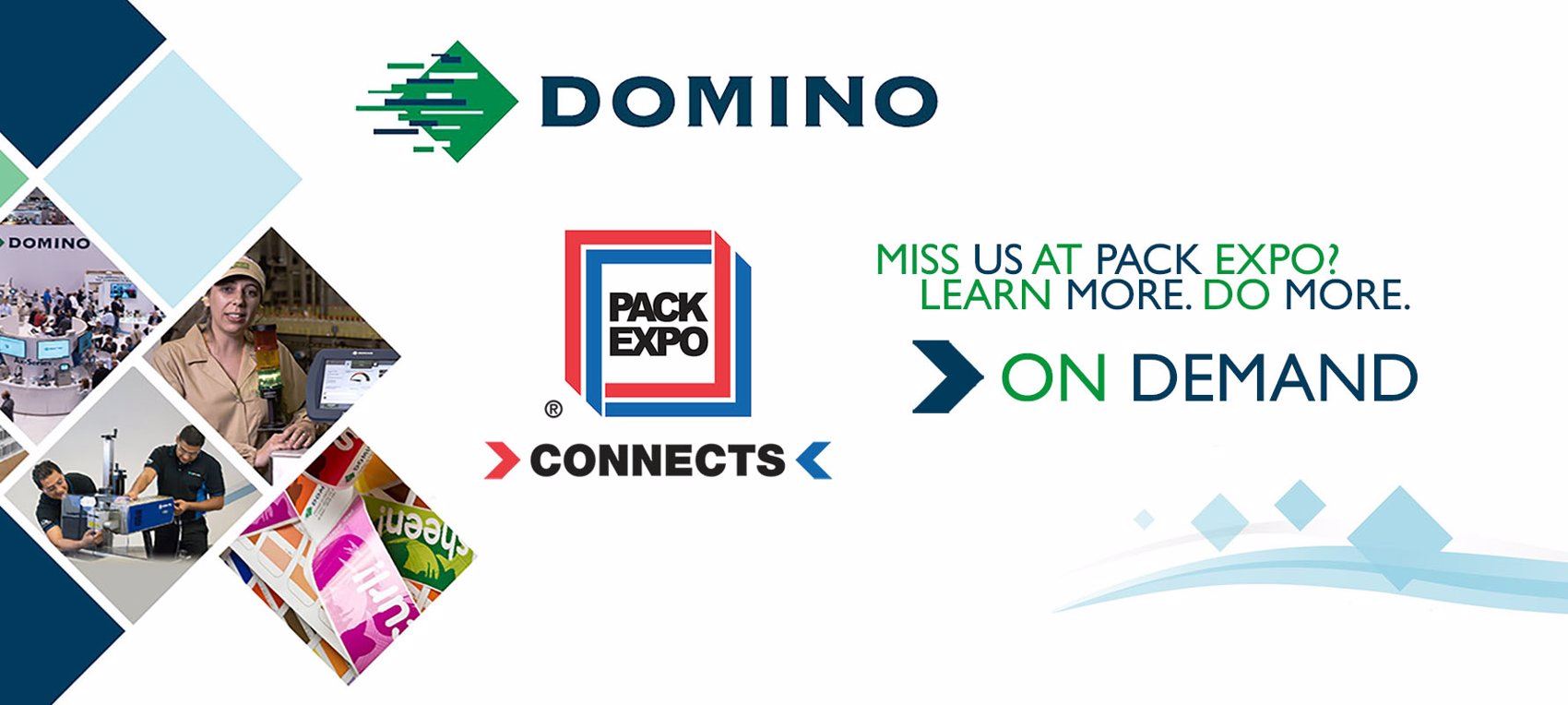 See PackExpo Connects ON DEMAND
