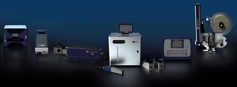 Range of automatic batch coding machines from Domino Printing Sciences