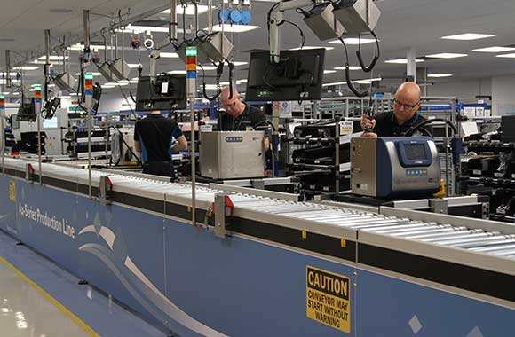 Industrial Printers, Coders and Markers | Domino Printech