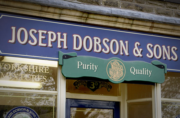 Joseph Dobson & Sons uses V-Series TTO printers for its coding & marking needs